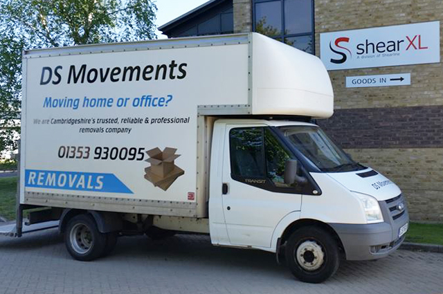 Office Removals by DS Movements