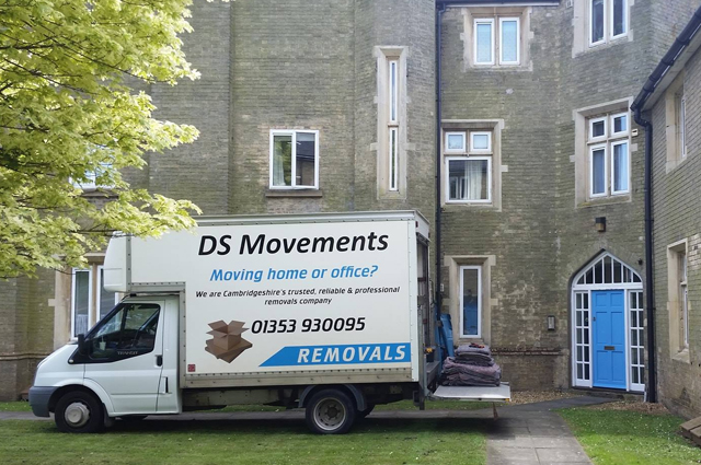 Domestic Home Removals by DS Movements
