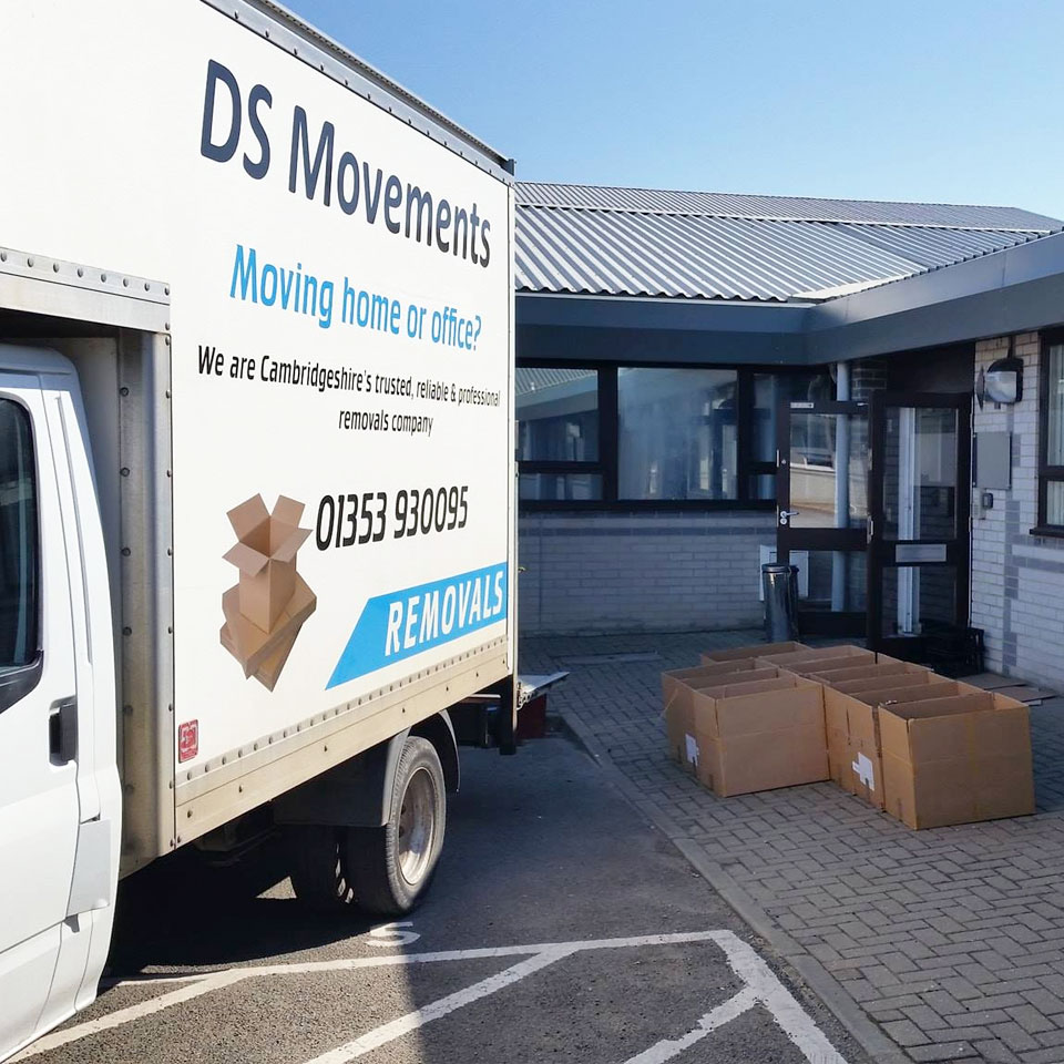 Removals Company Ely