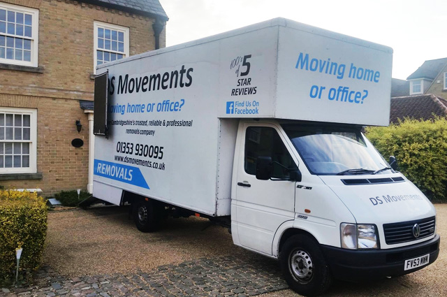 DS Movement Removals Company