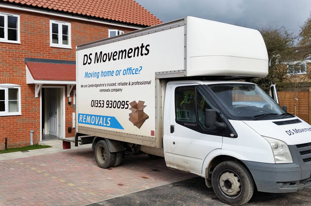 Removals Ely