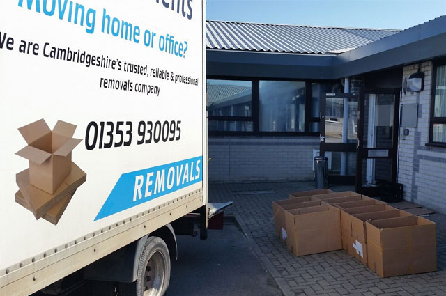 Office Removals Cambridgeshire