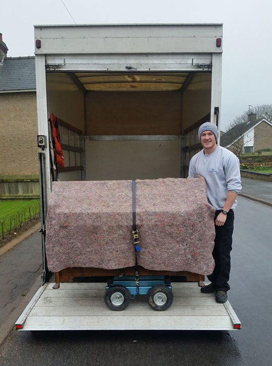 removals bury st edmunds