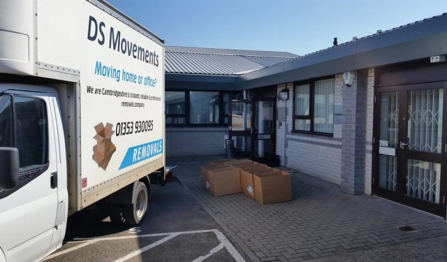 Office Relocation Ely